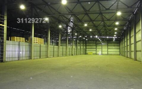 Под склад, раб. сост, неотапл, выс. от 9-10 м, ворота, еврофура, ого