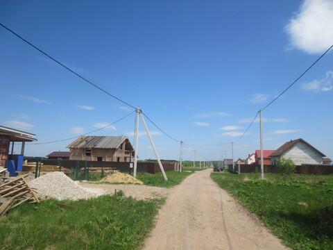 Продам участок 27 соток ЛПХ в д. Б. Грызлово. М.о. Серпуховской район.