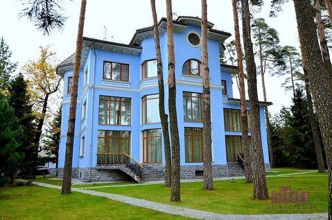 Сдается дом 1100 кв.м, окп «Екатериновка» г.Москва, Рублевское шоссе
