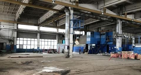 Производственно_складское здание