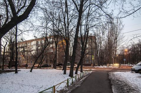 Продам комнату в 4-к квартире, Москва г, улица Чистова 25