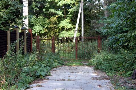 Большой лесной участок для ИЖС под усадьбу или элитный клубный поселок