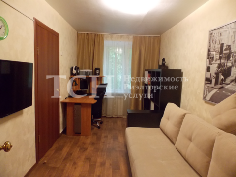 2-комн. квартира, Москва, ул Туристская, 5