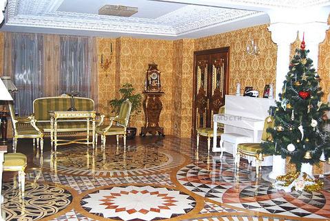 Сдаются шикарные двухуровневые апартаменты 338.1м2 в Москве!