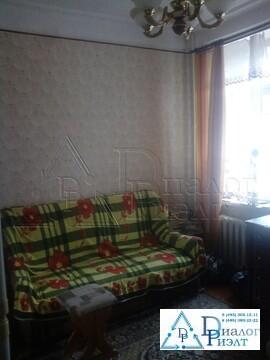 Продается комната в трехкомнатной коммунальной квартире в п. Быково
