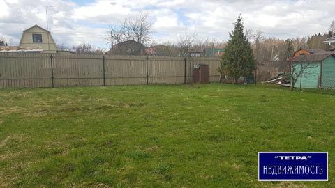 Продается хороший земельный участок 7 соток( для садоводства)