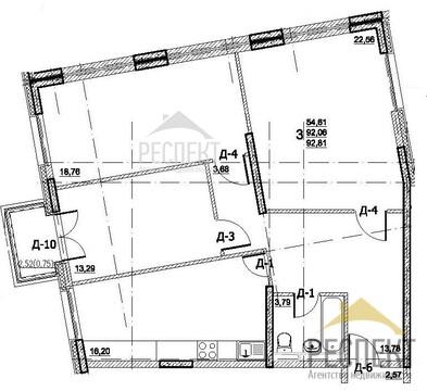 Ногинск, 3-х комнатная квартира, ул. Кирова д.1, 3585000 руб.
