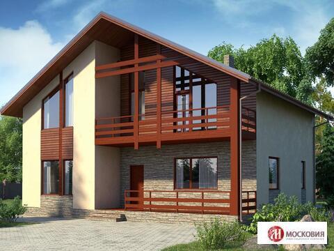 Просторный дом 230 м2 в Новой Москве, 38 км по Киевскому шоссе, 8200000 руб.
