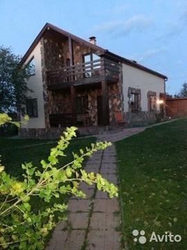 Продается дом 225 кв. м, на уч. 13 сот. в д.Воскресенки Истринского р