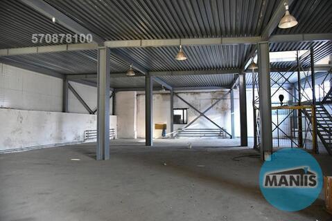 Сдается теплый склад вдва этажа с двумя лифтами по 3 тонны, пол бетонн