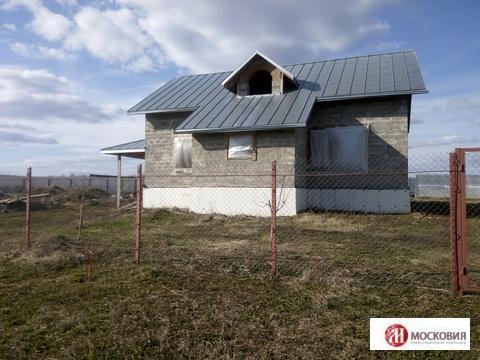 Дом 300м2, на участке 15 соток. ИЖС, Москва, 35 км от МКАД.
