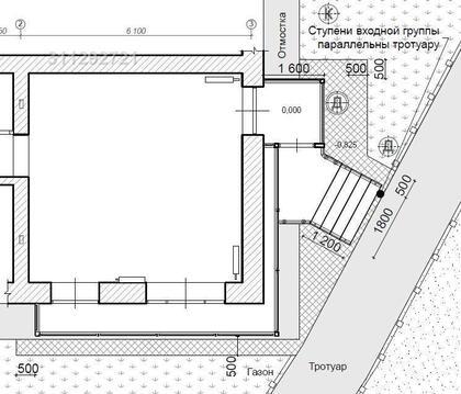 Торговое помещение общей площадью 42,4 кв.м. (торговый зал 32,7 кв.м)