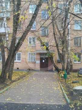 Квартира с изолированными комнатами. Дом рядом с метро