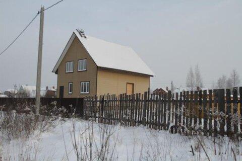 Продается новый дом 180 кв.м. пос. Запудня, 90 км от МКАД
