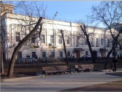 Свободный офисный блок г. Москва. ЦАО Местоположение: ул. Тверской б
