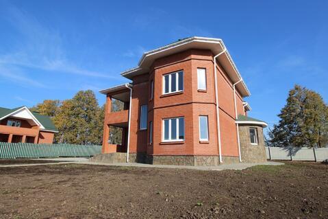 Жилой дом 300 кв.м. на участке 15 соток