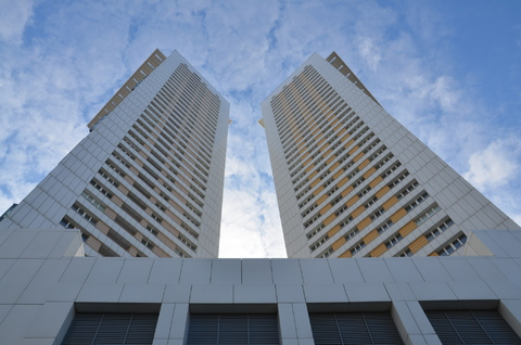 """ЖК """"Дом на Беговой"""". Аренда 2-х к квартиры с панорамными видами."""