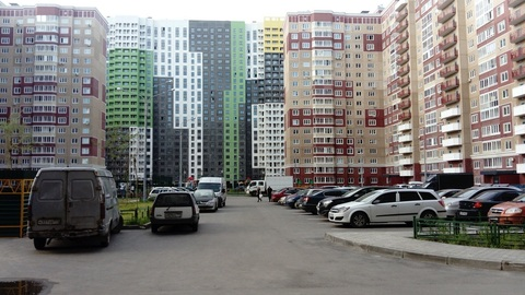 Квартира в Бутово Парк 2б