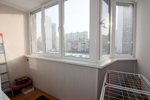 Отличная квартира с ремонтом рядом с метро
