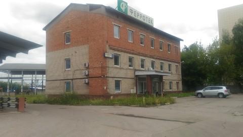 Продается имущественно-складской комплекс м. Ботанический сад.