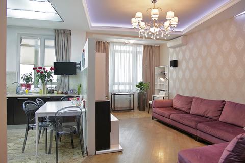 """3-комнатная квартира, 120 кв.м., в ЖК """"Тимирязевский"""""""