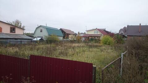 Участок в Чехове (ИЖС) 10соток .