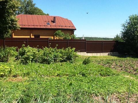 Живописный участок 8 соток д.Чегодаево Варшавское шоссе, 3500000 руб.