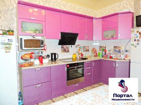 3-комнатная квартира, 96 кв.м., в ЖК «Жемчужина» (г.Серпухов)