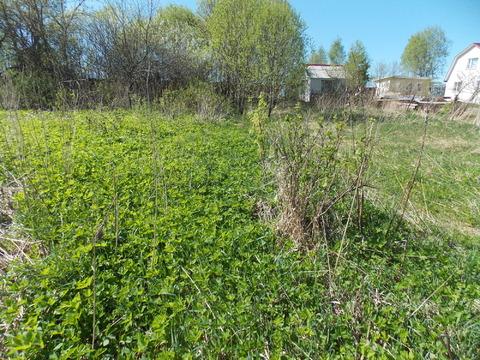 Продам земельный участок 10 соток, г.Домодедово, ул.Филёвская