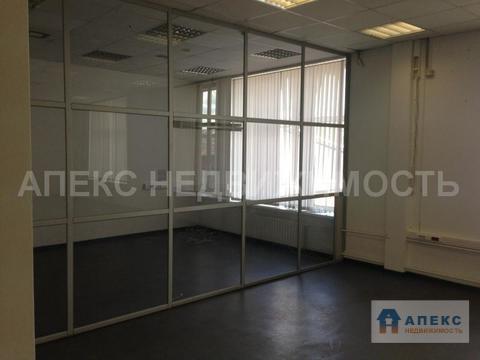 Аренда офиса 206 м2 м. Проспект Мира в административном здании в .