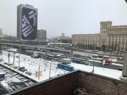 2 комнатная квартира Ленинградский пр, д.77, к.2