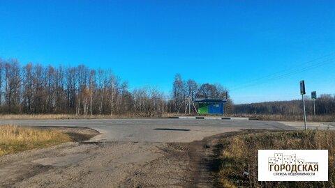 Участок с коммуникациями в Образцово, Ступнский городской округ.