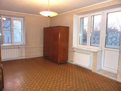 Продается однокомнатная квартира на Симоновском Валу с окнами во двор