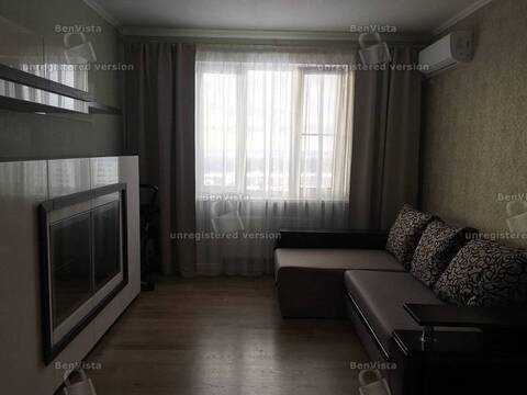 2-комнатная с евроремонтом в Домодедово