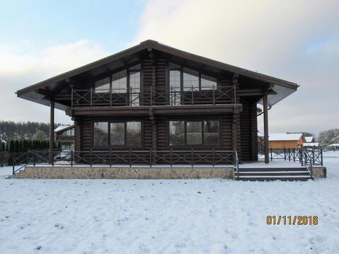 Продается дом 211,7 кв.м с зем.уч 17сот. д.Хотилово Можайского р-на МО