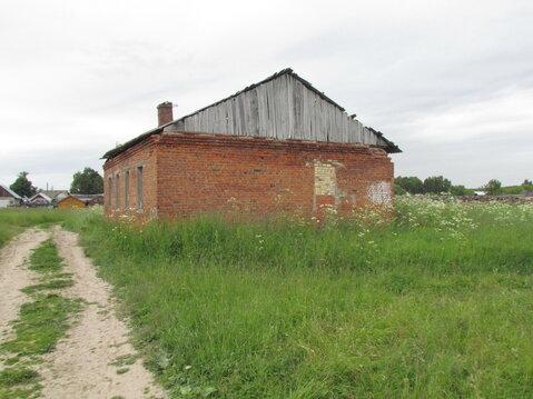 Продается баня с участком в с. Бояркино Озерского района