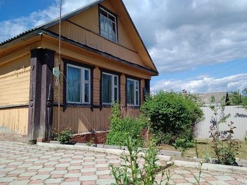Продается дом в деревне Немирово Рузский р.