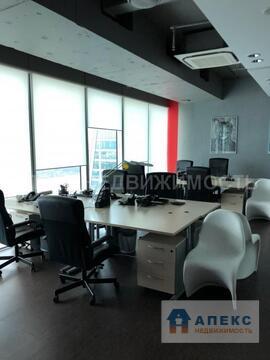 Аренда офиса 400 м2 м. Деловой центр в бизнес-центре класса А в .