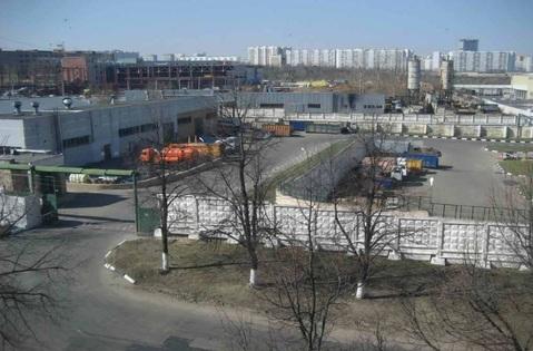 Производственно-складской комплекс 13637 кв.м.