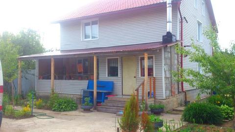 Жилой дом 162 м2 возле г.Фрязино Щелковского р-на.