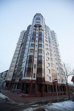 """3-комнатная квартира, 64 кв.м., в ЖК """"Фортис"""""""