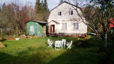 Продам дом в Наро-Фоминском районе для кгруглогодичного продивания
