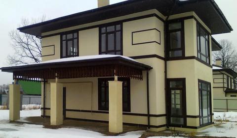 Большой светлый дом, под чистовую отделку д. Часцы, Одинцовский район.