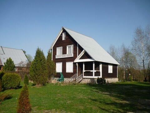 Продам дом 50 км от МКАД по Новорязанскому шоссе