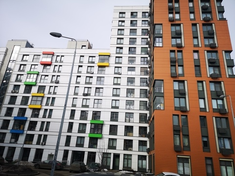 """1-комнатная квартира, 30 кв.м., в ЖК """"Северный"""" г. Москва"""