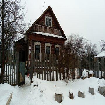 Продам дом д. Жуково