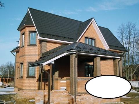 Дом 203 кв.м. на участке 12 соток в Раменском р-не, д.Поповка
