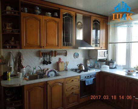 Продаётся 3-комнатная квартира в г. Дмитров, ул. Маркова, д.13