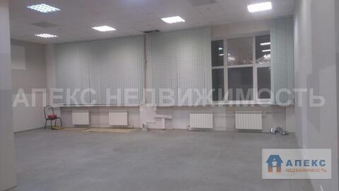 Аренда офиса 93 м2 м. Автозаводская в бизнес-центре класса В в .