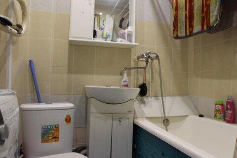 Двухкомнатная квартира с ремонтом в поселке Строитель в Можайске